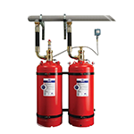 Fire Suppression System Servicing