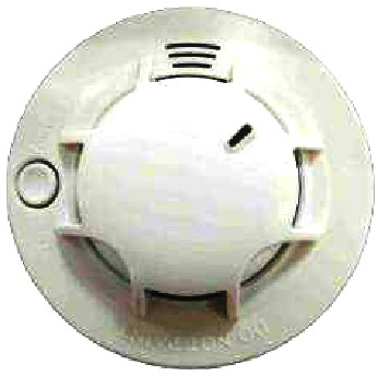 GST Stand Alone Smoke Detector-S9102R-N