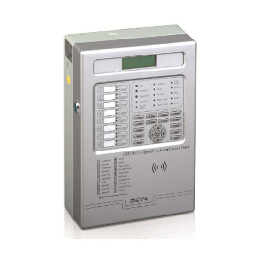 GST100-200 Intelligent Addressable Fire Alarm control Panel
