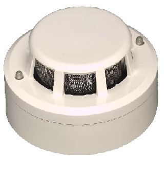 Morley IAS Addressable Smoke Detector