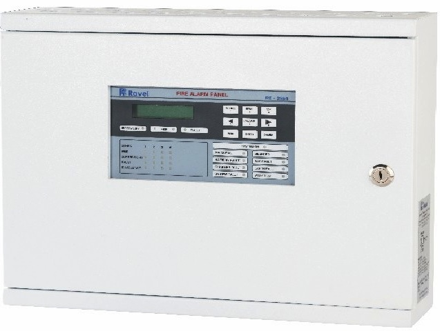Ravel RE 2554/58 Fire Alarm Panel