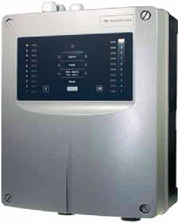 SMOKE PDF DETECTION VESDA SYSTEM