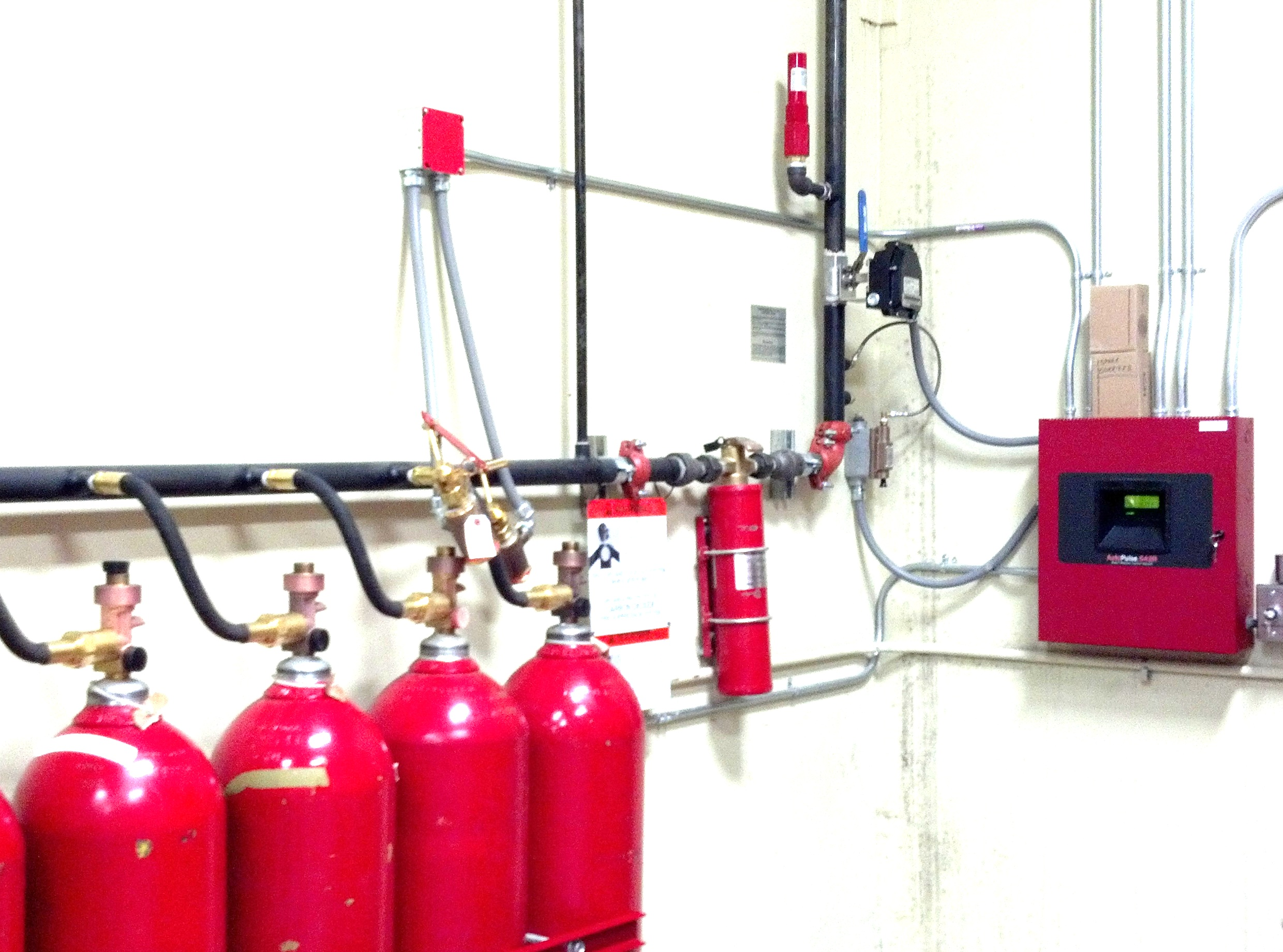 Novec 1230 Fire Suppression System Fire Projects